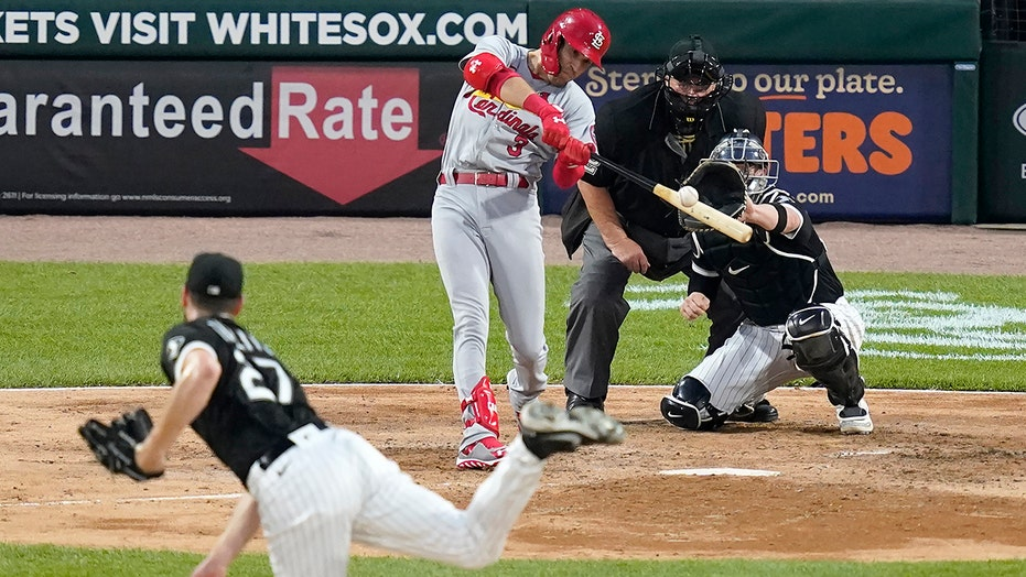 Giolito, White Sox beat Flaherty, Cards 8-3 in HS reunion
