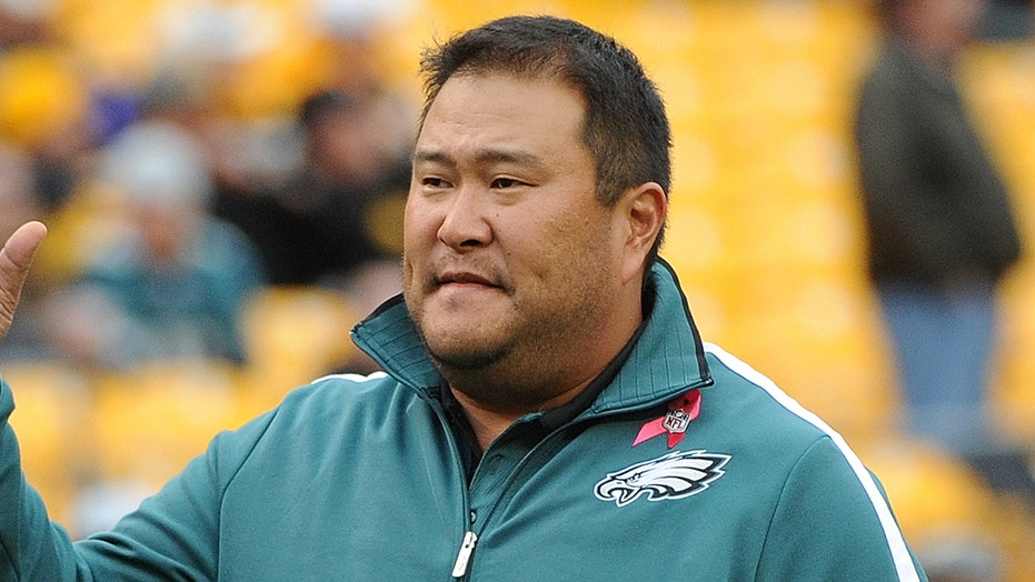 Eugene Chung claims NFL team said he's 'not the right minority' in job interview