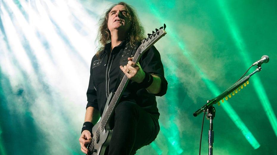 Former Megadeth bassist David Ellefson breaks silence on dismissal, sexual misconduct allegations