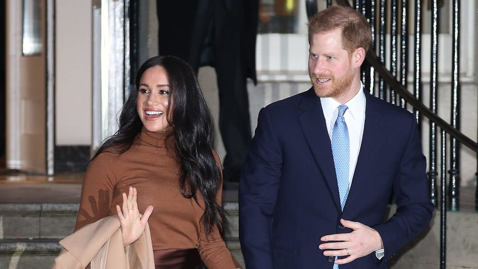 Prince Harry, Meghan Markle won't be 'iced out' of Queen's Platinum Jubilee: report