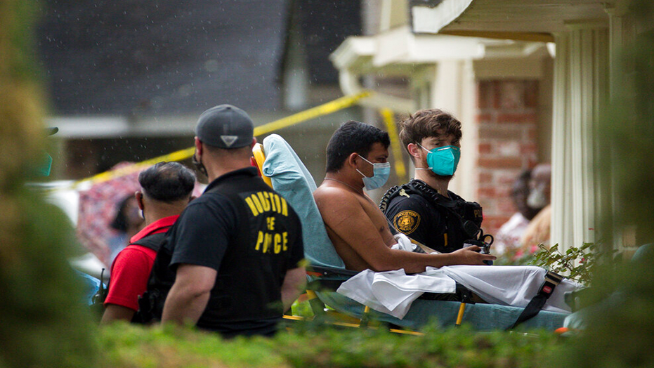 Houston smuggling operation: Five of 97 people found trapped in a home test positive for COVID