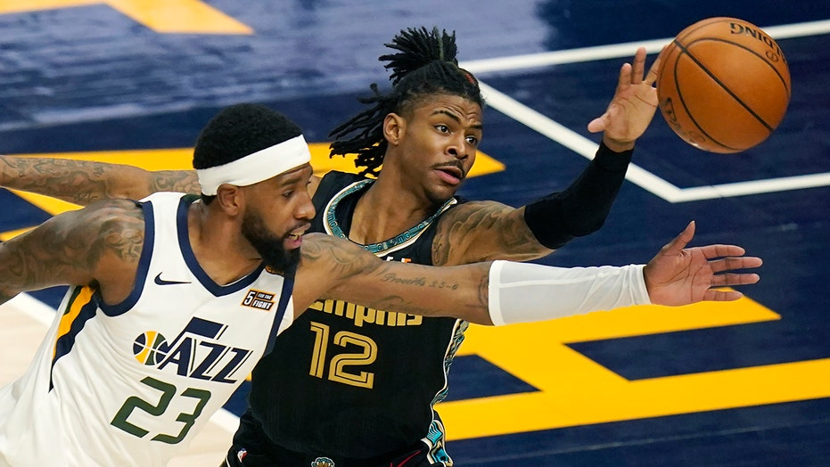 Dad of Grizzlies' Ja Morant reveals Jazz fans' taunts stepped over the line: 'That's beyond heckling'