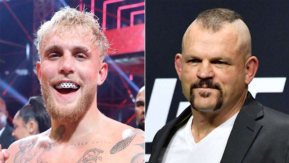UFC legend Chuck Liddell nixes any potential Jake Paul bout: 'He's not good enough to fight me'