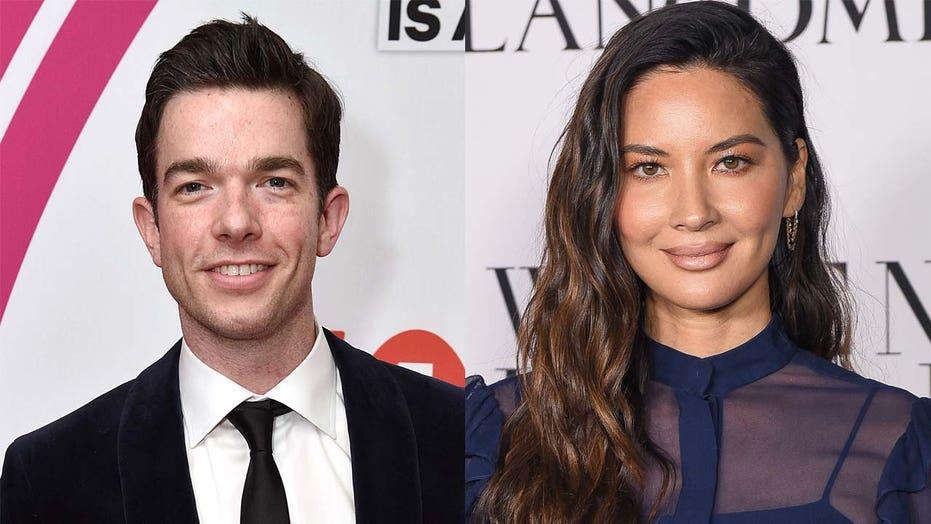 John Mulaney, Olivia Munn are dating: report