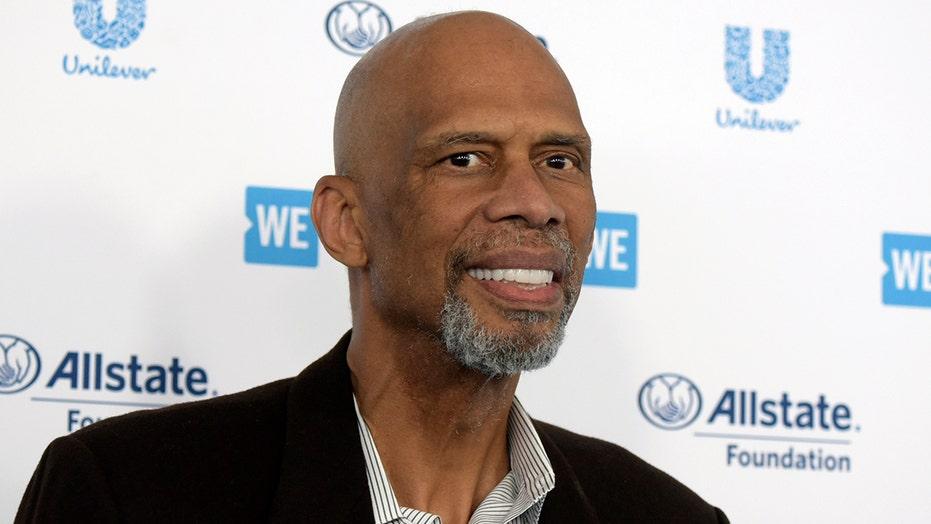 NBA creates social justice award in Kareem Abdul-Jabbar's honor