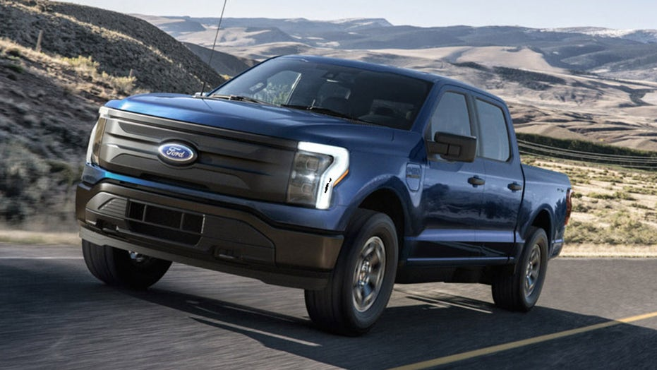 Here's what the $40K Ford F-150 Lightning actually looks like