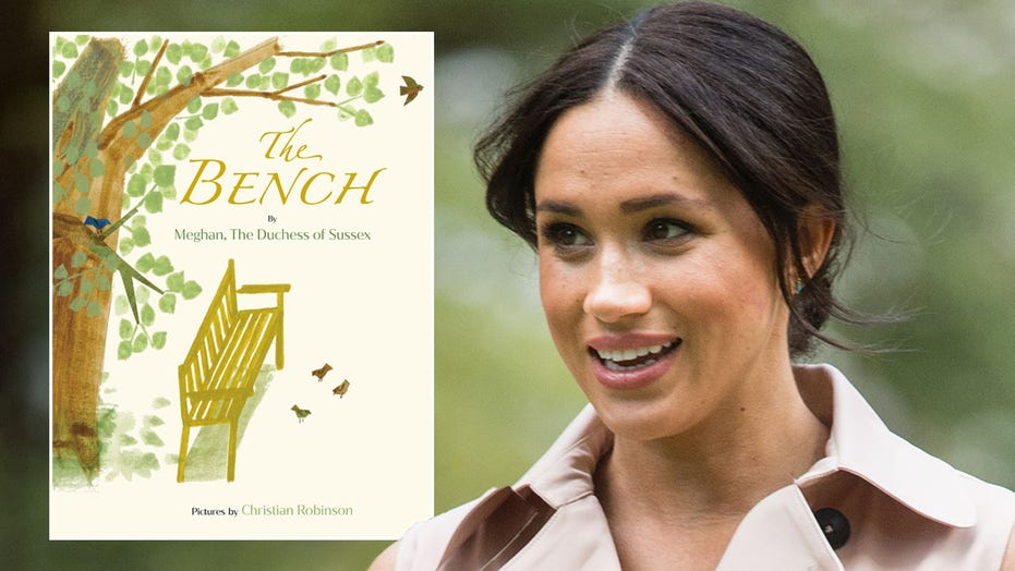 Meghan Markle dedicates 'The Bench' to Prince Harry and Archie: They 'make my heart go pump-pump'