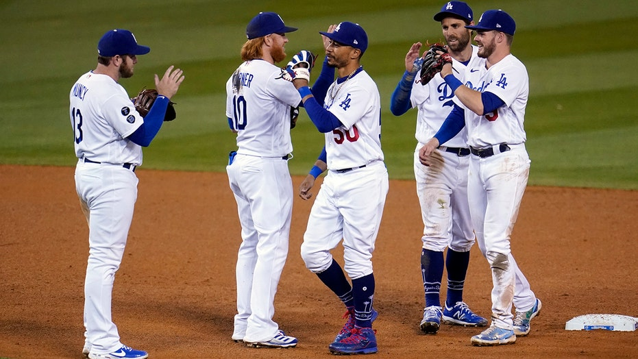 Dodgers rally past Diamondbacks 4-2 for 7th win in 8 games