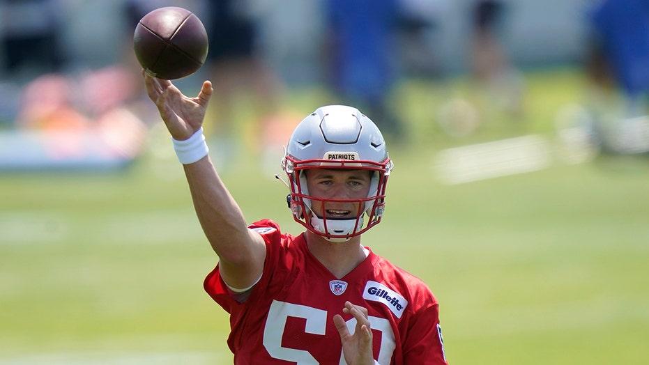 Mac Jones impressing Patriots' teammates with surprising 'swag'