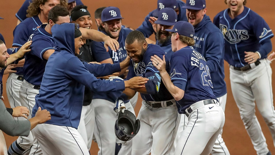 Margot hits RBI single in 10th, Rays beat Royals 2-1