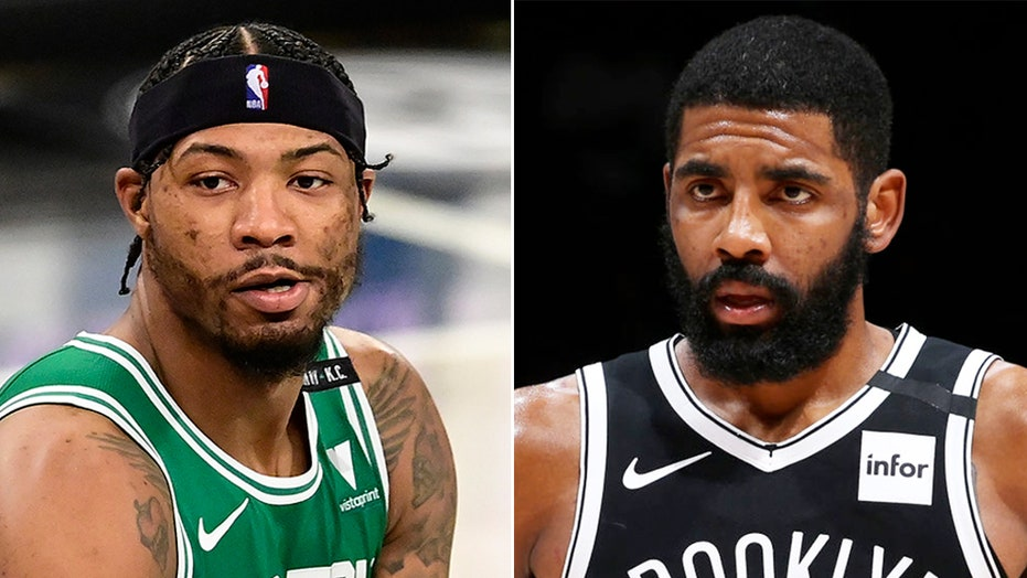 Celtic Marcus Smart backs Kyrie Irving, says Boston fans have made racist comments
