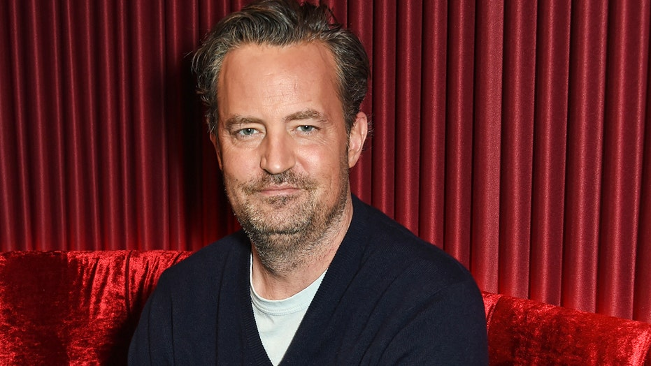 'Friends' star Matthew Perry catches backlash for selling t-shirt promoting coronavirus vaccines