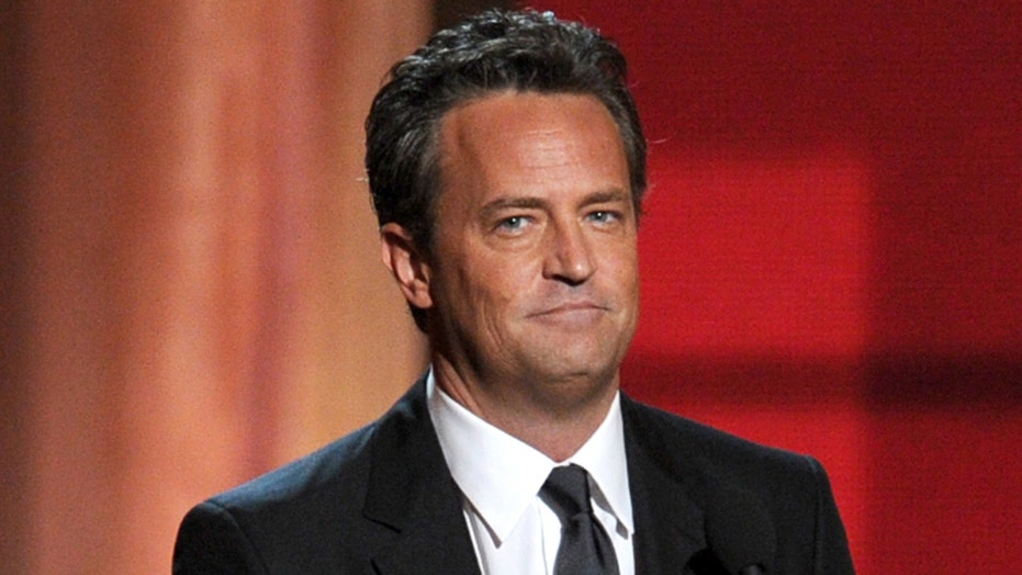 Matthew Perry: A look back at the ups-and-downs of the 'Friends' actor's life