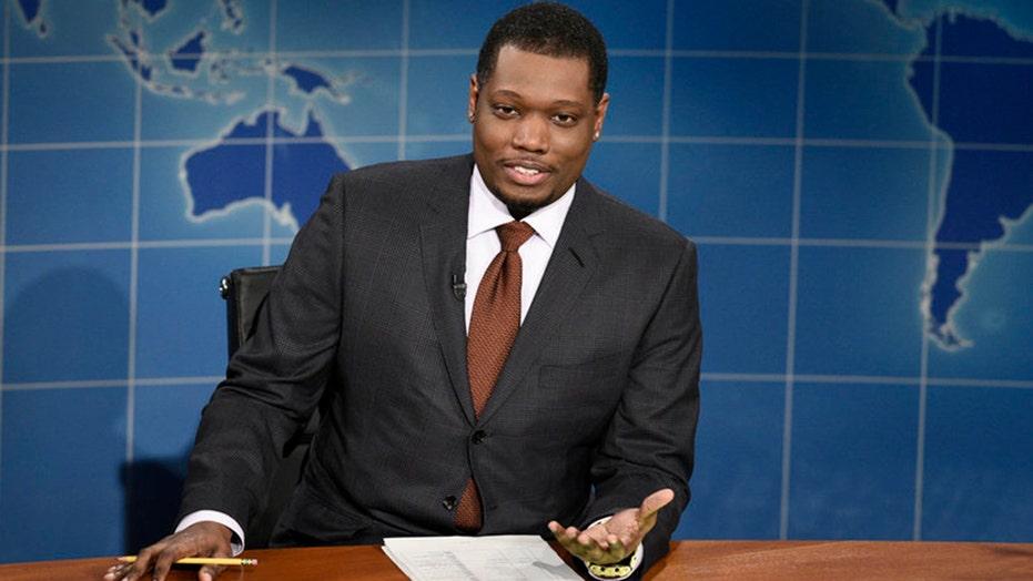 'Saturday Night Live' jabs Republicans, Joe Biden in the final 'Weekend Update' of Season 46