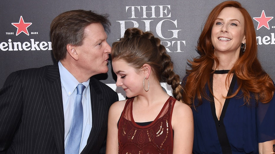Author Michael Lewis mourns death of daughter and her boyfriend