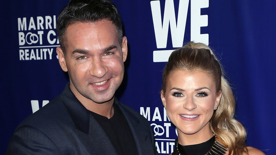 'Jersey Shore' star Mike 'The Situation' Sorrentino welcomes son with wife Lauren