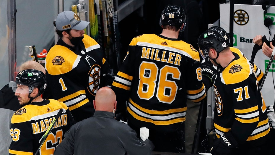 Bruins' Kevan Miller to miss Game 5 after being hospitalized following Capitals' Dmitry Orlov hit