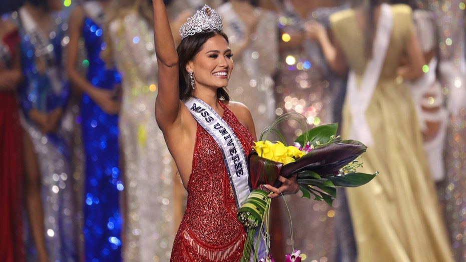 Miss Universe show crowns Miss Mexico, Andrea Meza, as 2021 winner