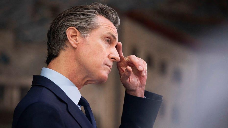 Gavin Newsom recall becomes official; over 1.7M signatures against California Dem governor verified