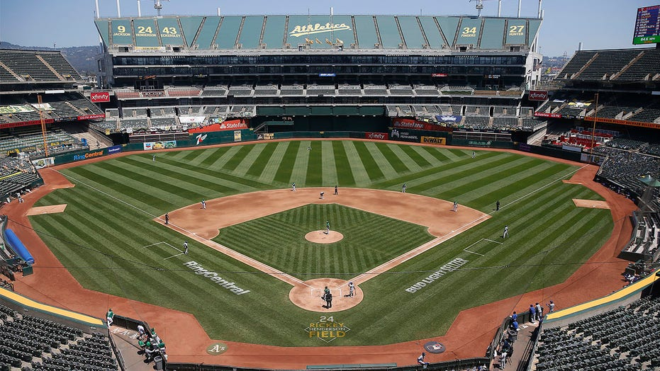 Athletics exploring relocation from Oakland, MLB releases statement