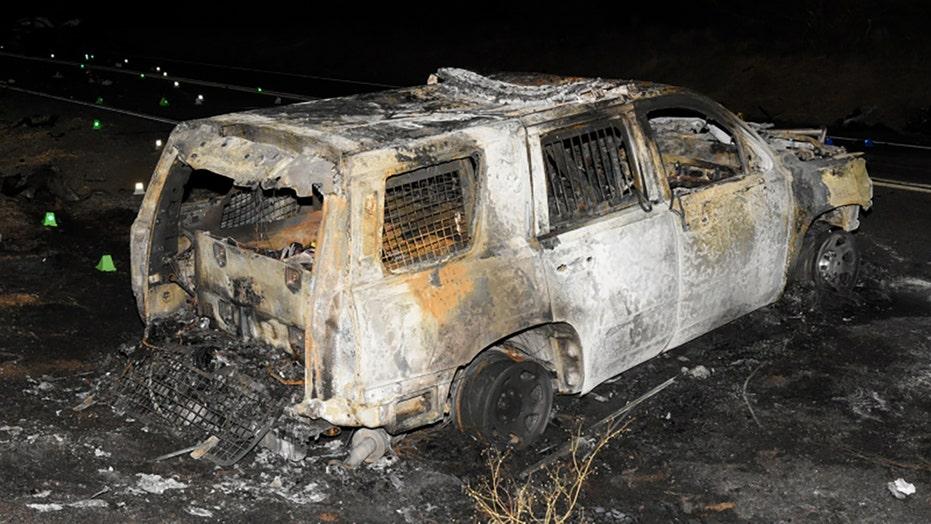 Arizona good Samaritans talk about saving trooper from burning car last month