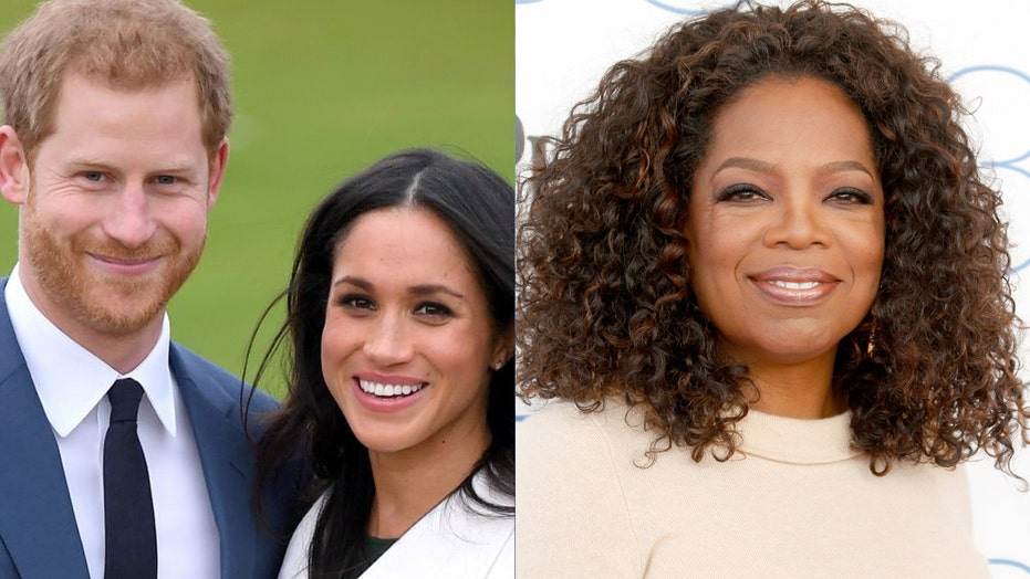 Prince Harry, Meghan Markle defended by Oprah Winfrey over criticism: 'Privacy doesn't mean silence'
