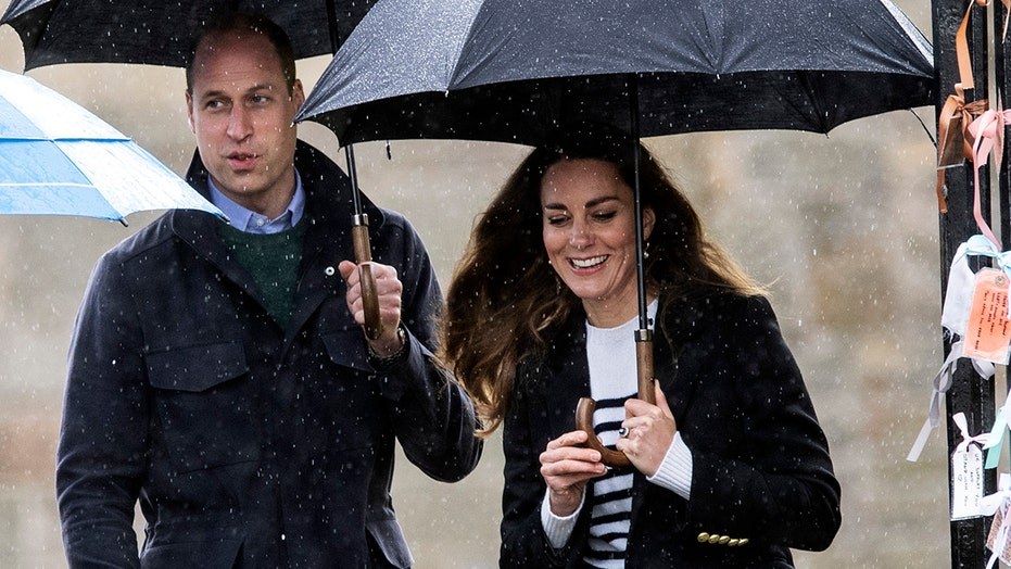 Prince William, Kate Middleton return to college in 'alumni' visit to St. Andrews