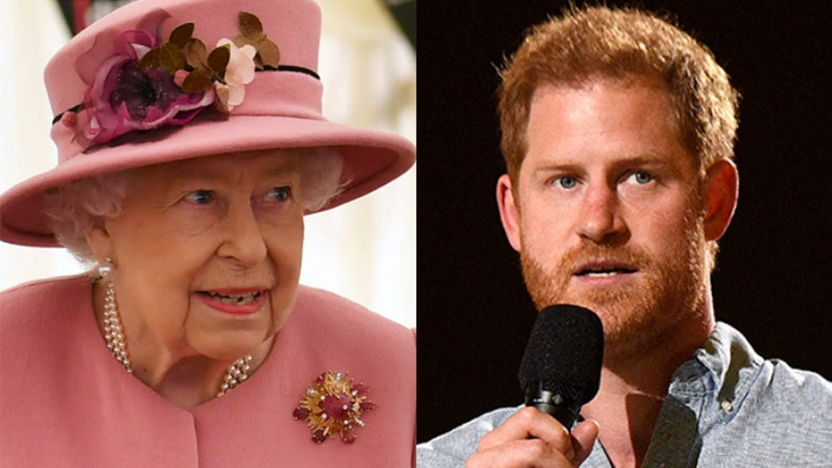 Queen Elizabeth II 'upset' by Prince Harry's comments about the royal family in recent interviews: report