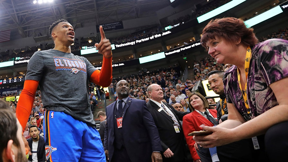 Banned Jazz fans' $100M lawsuit over 2019 Russell Westbrook fiasco dismissed