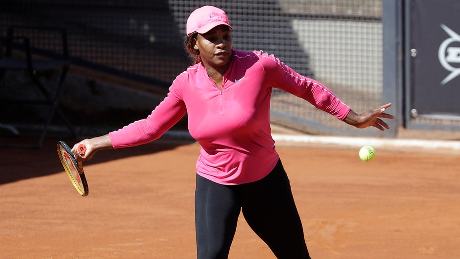 Serena Williams returning after 'very intense' training