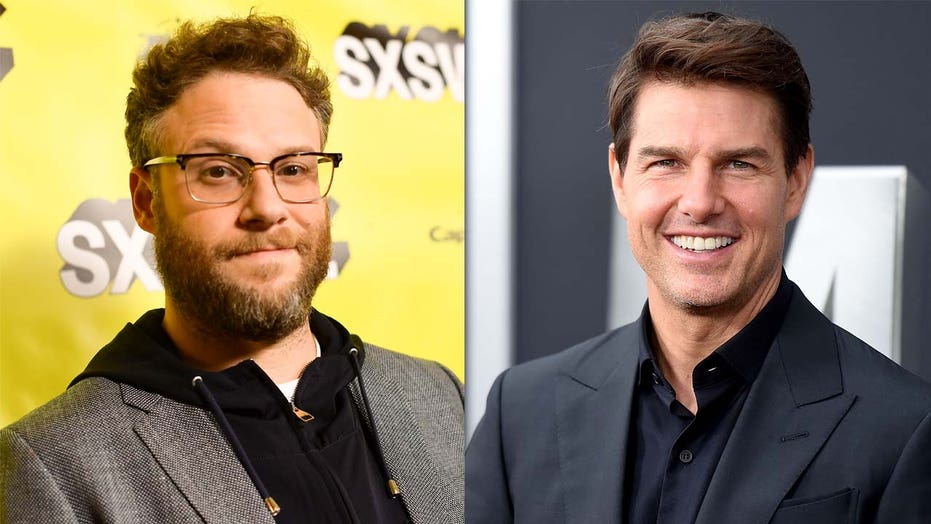 Seth Rogen recalls Tom Cruise trying to pitch Scientology to him: 'Dodged that bullet'