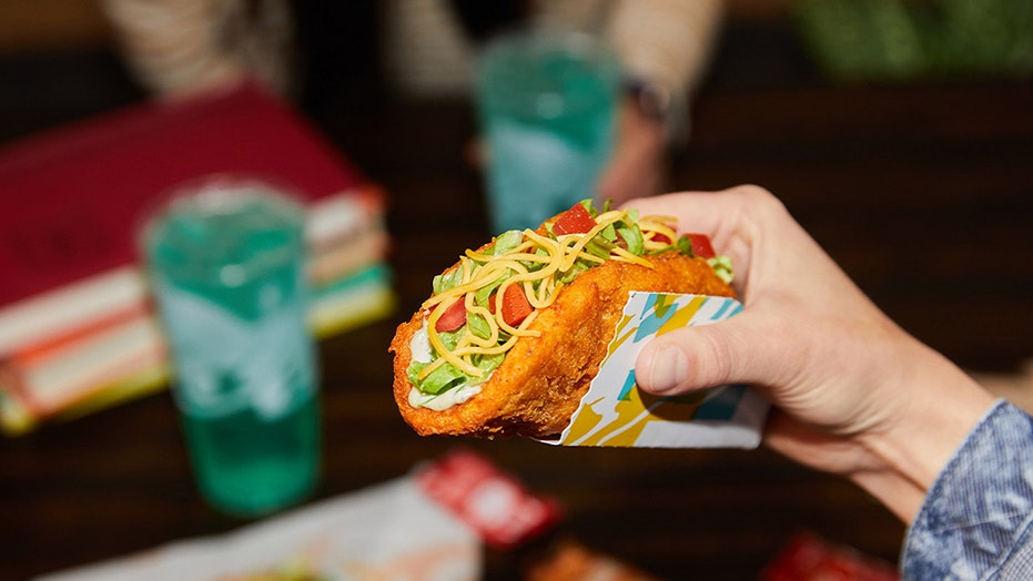 Taco Bell brings back Naked Chicken Chalupa, joins 'chicken wars'