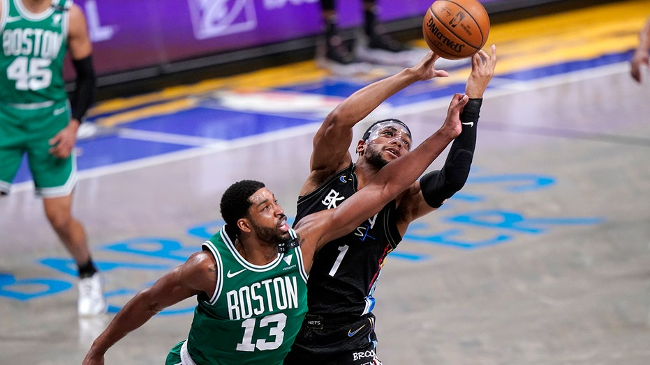 Celtics' Tristan Thompson on fan incidents: 'I dare a mother---ker spit on me'