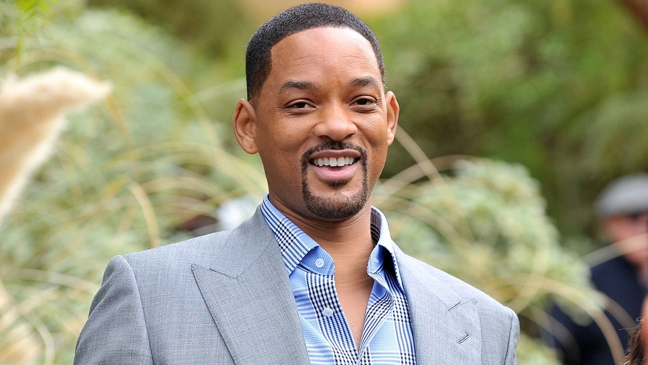 Will Smith shares a more glamorous shirtless photo, promises to get in the 'best shape' of his life