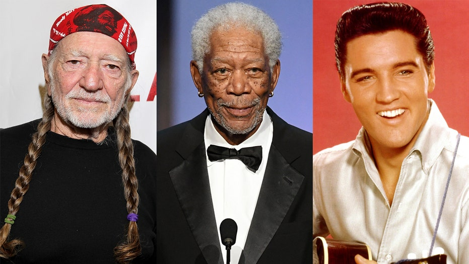 Celebrities who served in the military