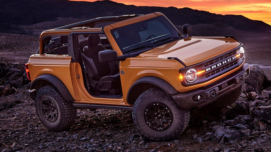 Is the Ford Bronco going electric? Ford's CEO suggests it is