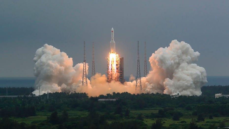 NASA slams China after rocket debris lands near Maldives for 'failing to meet responsible standards'