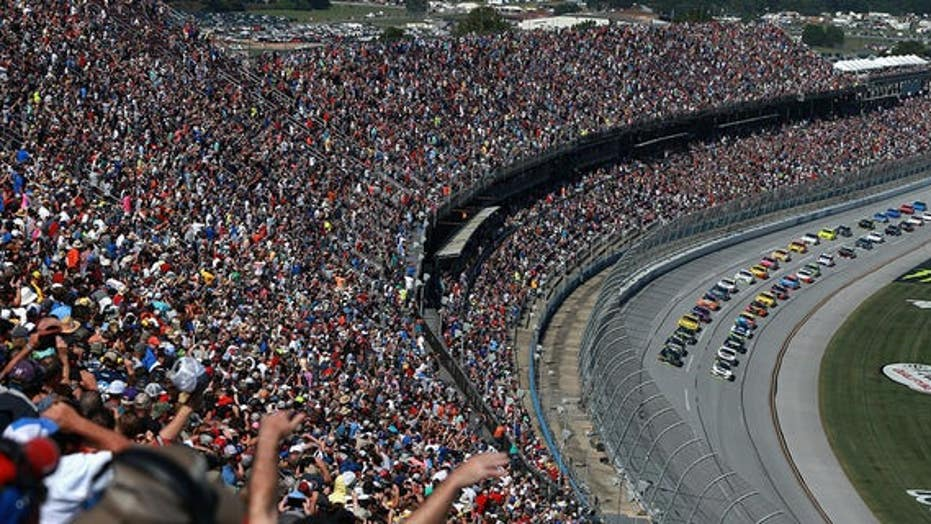 NASCAR's Talladega Superspeedway offering laps for people who get vaccinated at the track