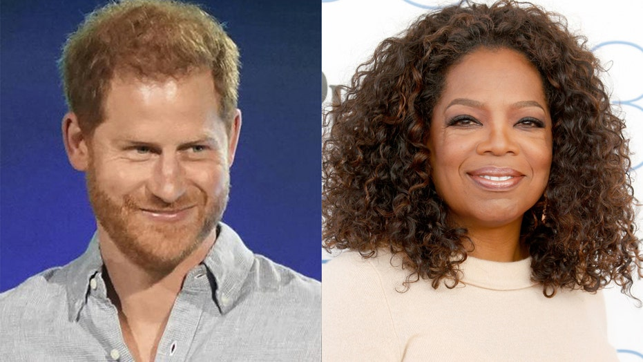 Principe Harry, Oprah Winfrey throw support behind alternative policing to mental health incidents