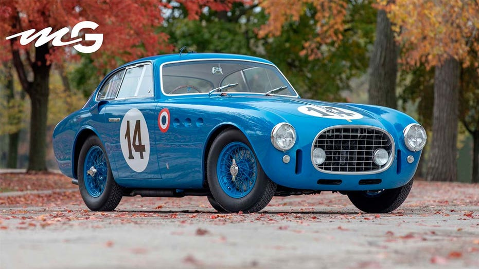 $200 garage find Ferrari now worth millions up for sale