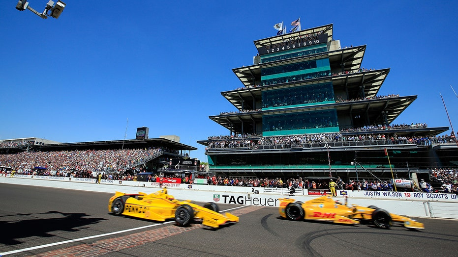 The Indy 500's most exciting finishes