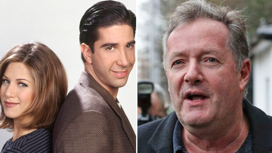 Piers Morgan slams 'Friends' as 'most overrated show in TV history' amid HBO Max reunion release