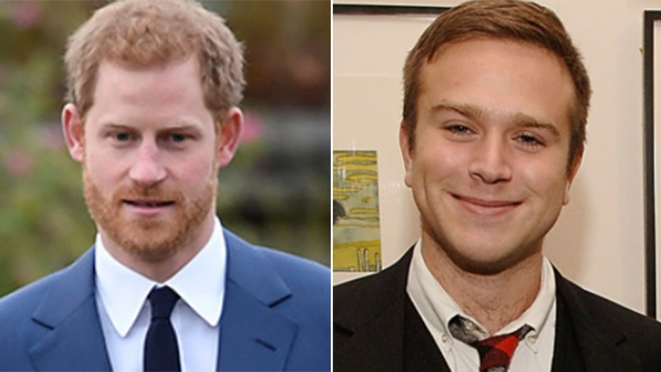 Prince Harry says he, Robin Williams' son Zak share 'remarkably similar' coping mechanisms in parents' deaths