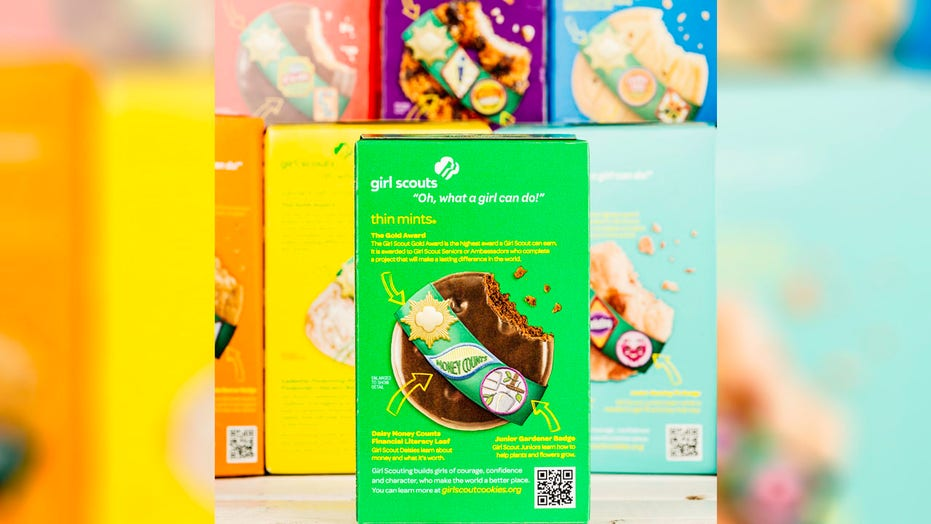 Virginia Girl Scouts use drones to deliver cookies and it pays off