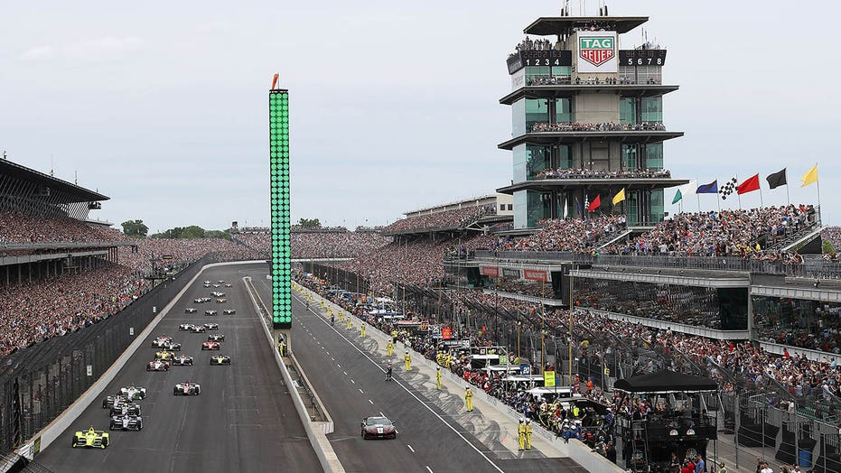 Indy 500 sold out as 135,000 fans buy tickets