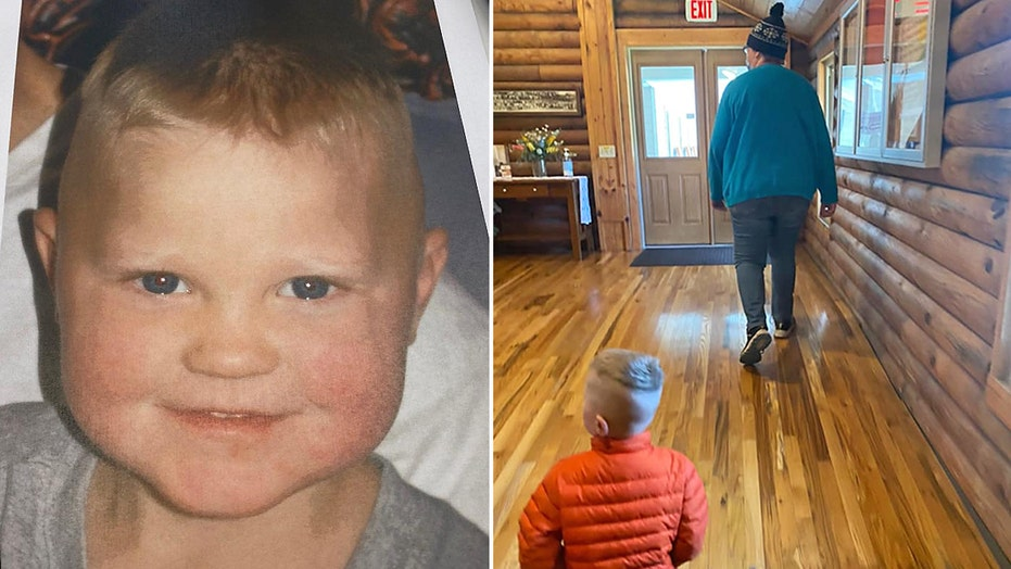 FBI joins search for missing Virginia boy, 2, lured from church by unknown abductor