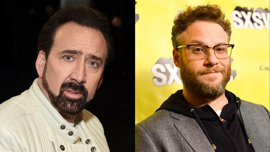 Seth Rogen recalls Nicolas Cage walking out of awkward 'Green Hornet' dinner meeting