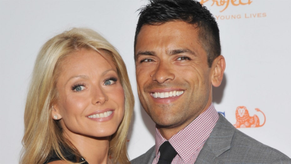Kelly Ripa gets tattoo of wedding date in honor of 25th anniversary with husband Mark Consuelos