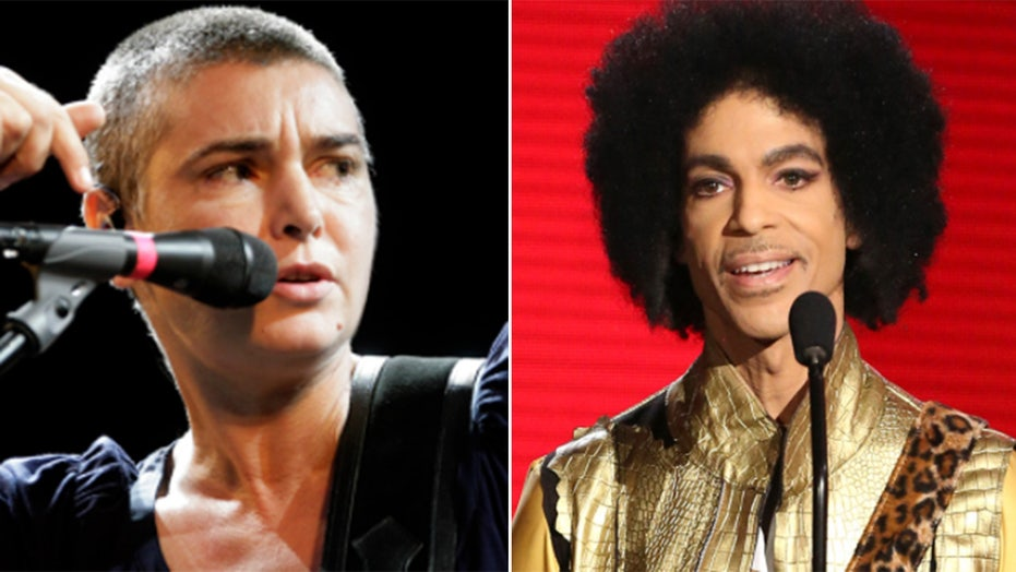 Sinead O'Connor claims Prince once terrorized, stalked her in new memoir