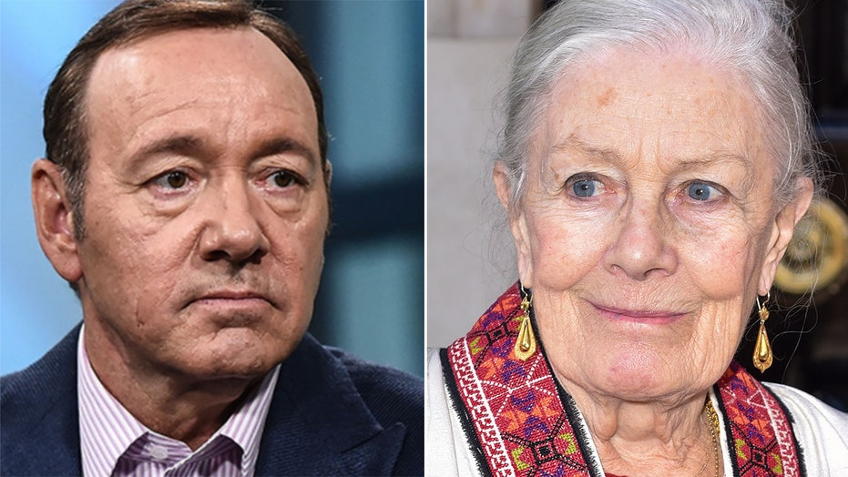 Vanessa Redgrave will not star in Italian film featuring Kevin Spacey